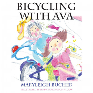 Bicyling with Ava book by Maryleigh Bucher